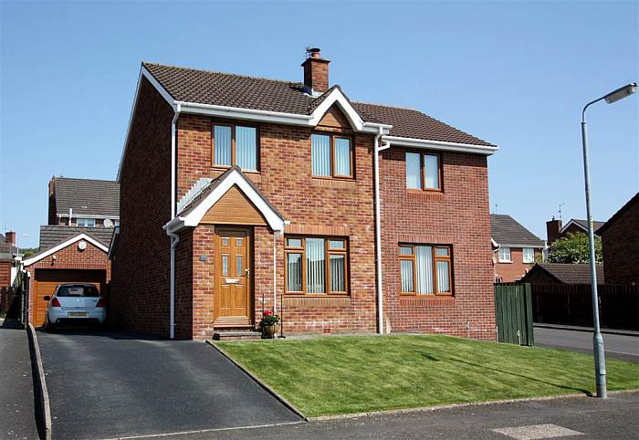 110 Glenwood Court, Lisburn